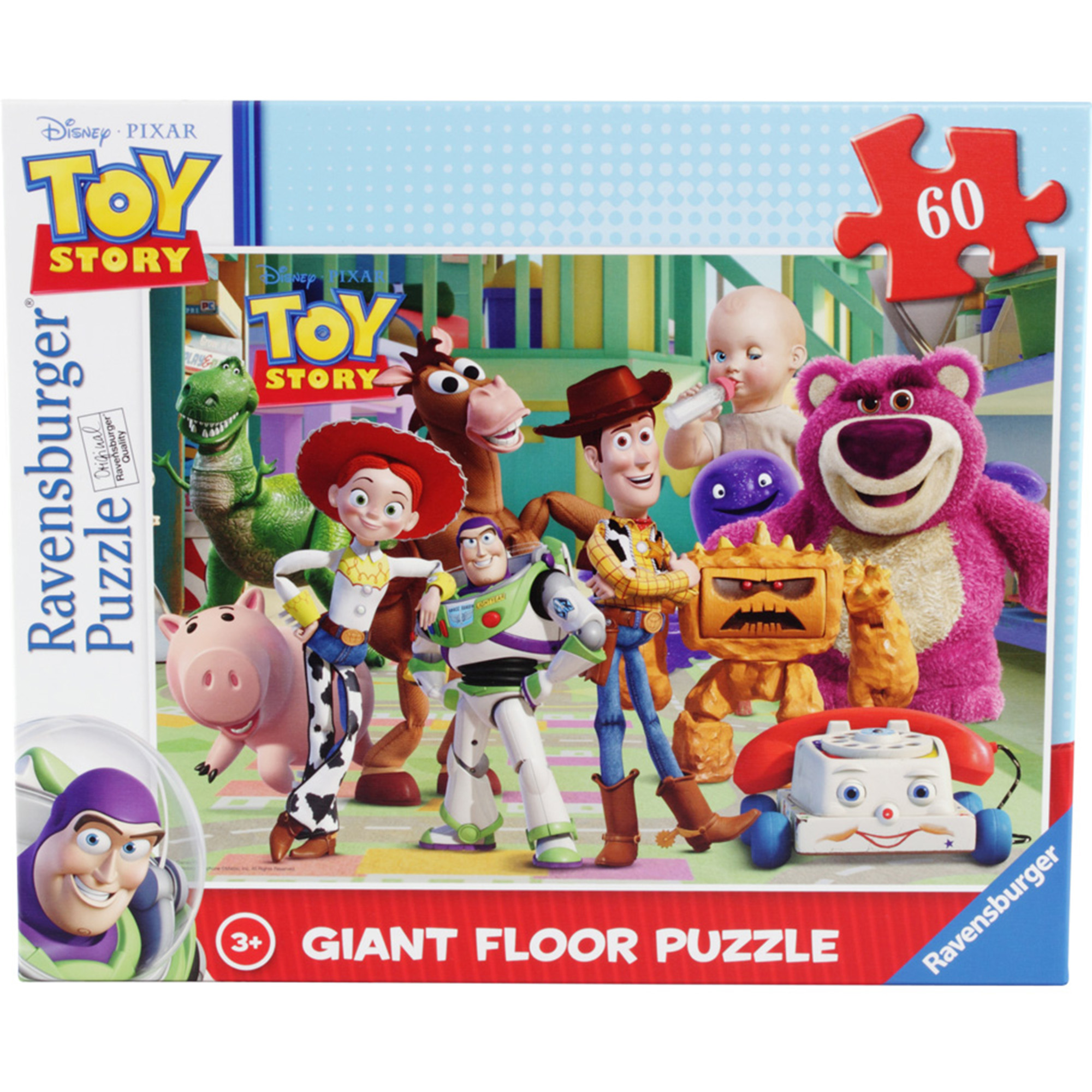 Ravensburger Disney Toy Story 60 Giant Floor Puzzle