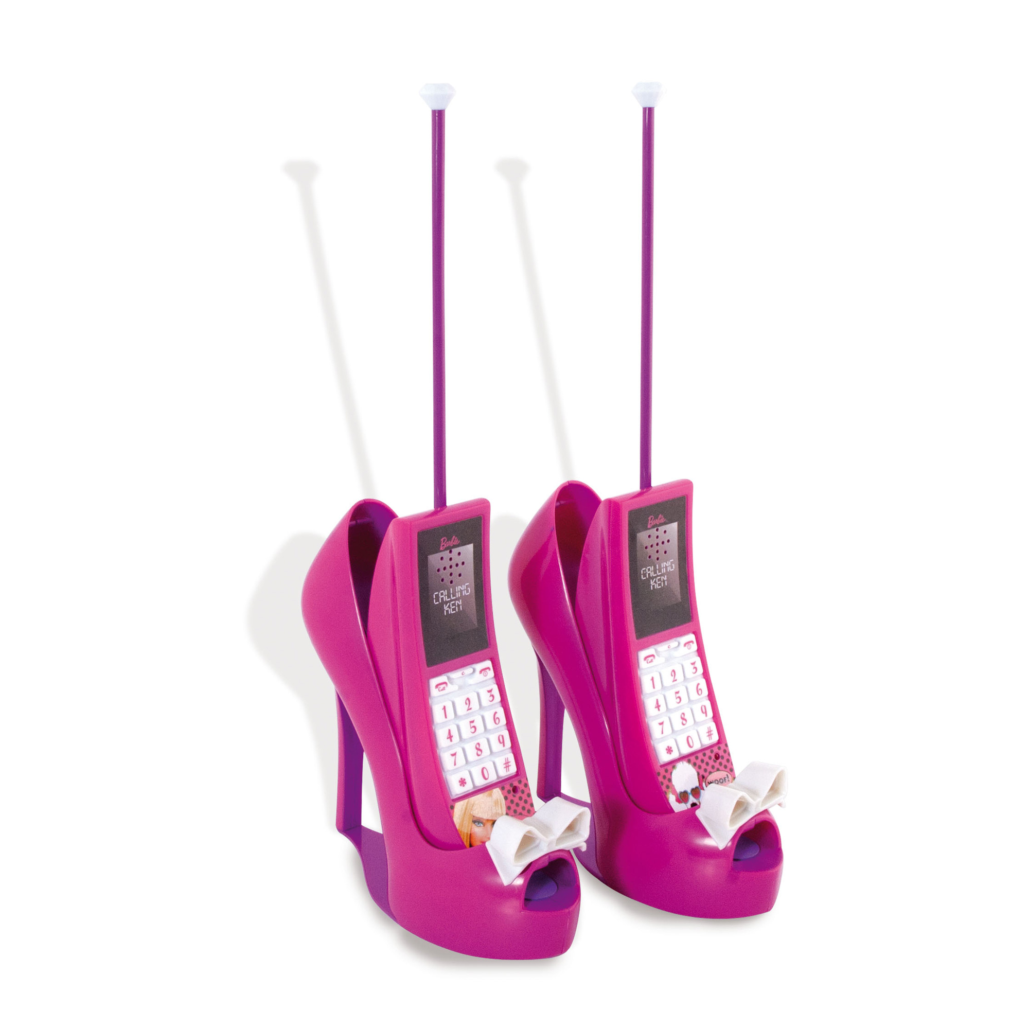 Barbie Intercom Phone
