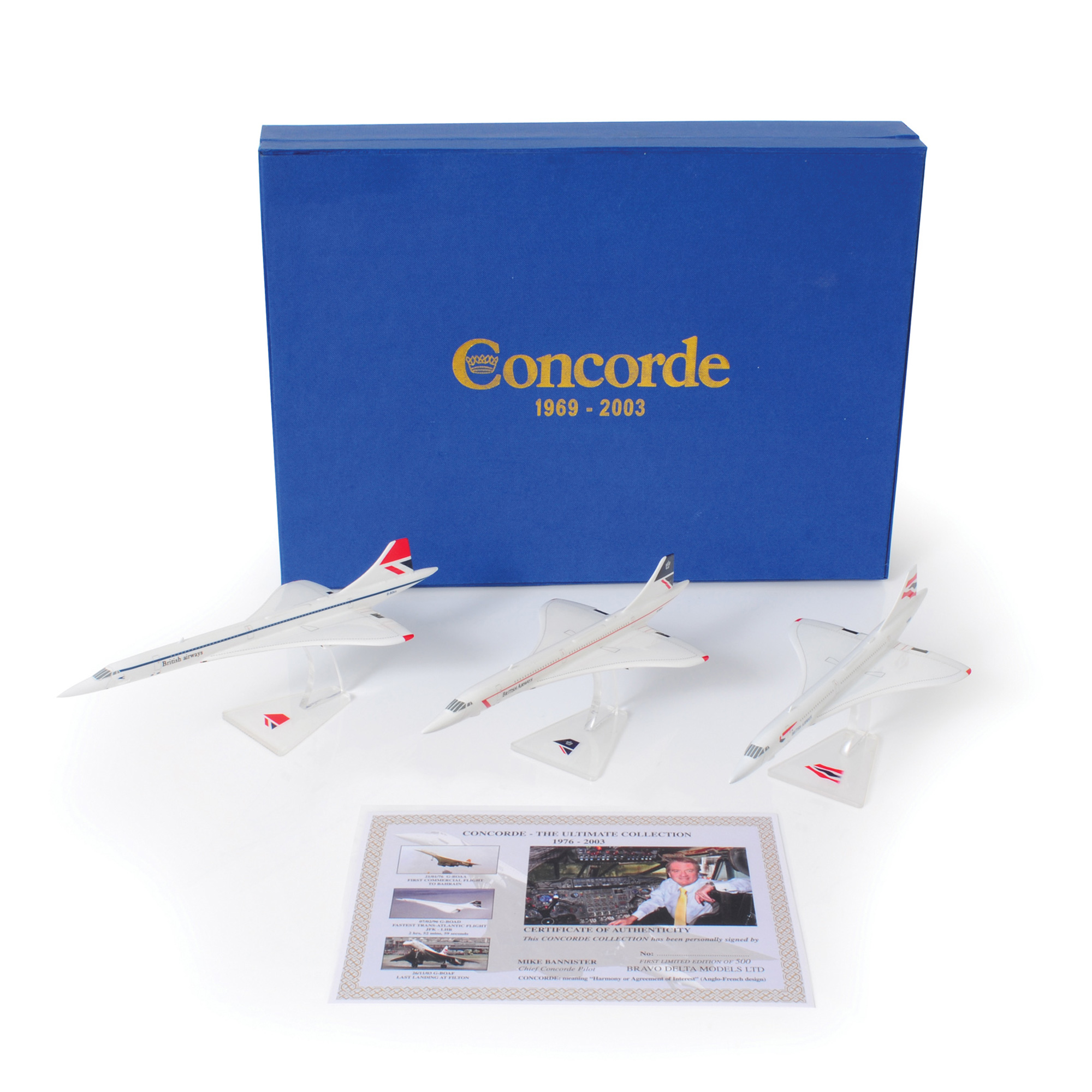 Concorde Collectors Pack