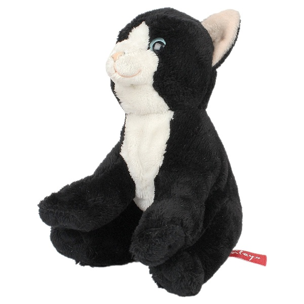 Hamleys Black and White Cat 6\