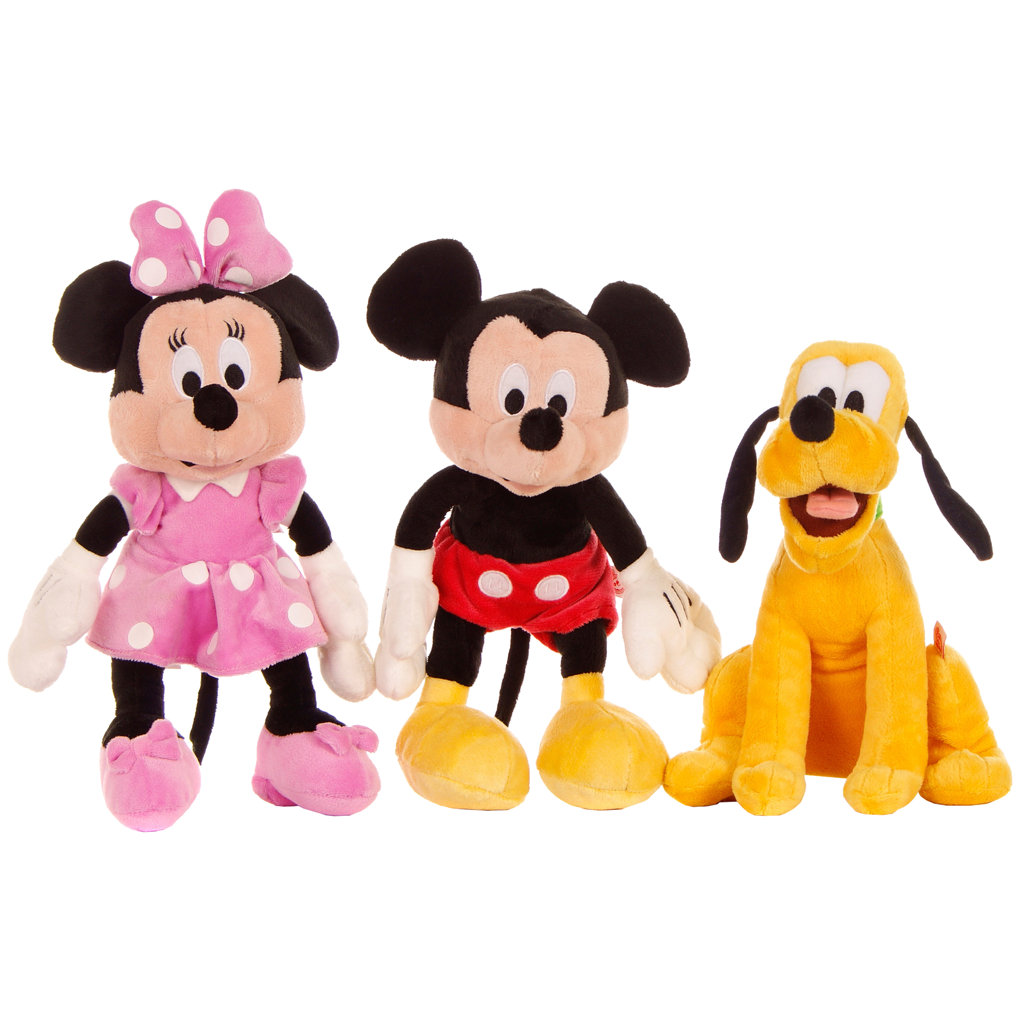 Disney Mickey Mouse Club House Soft Toy Assortment 1