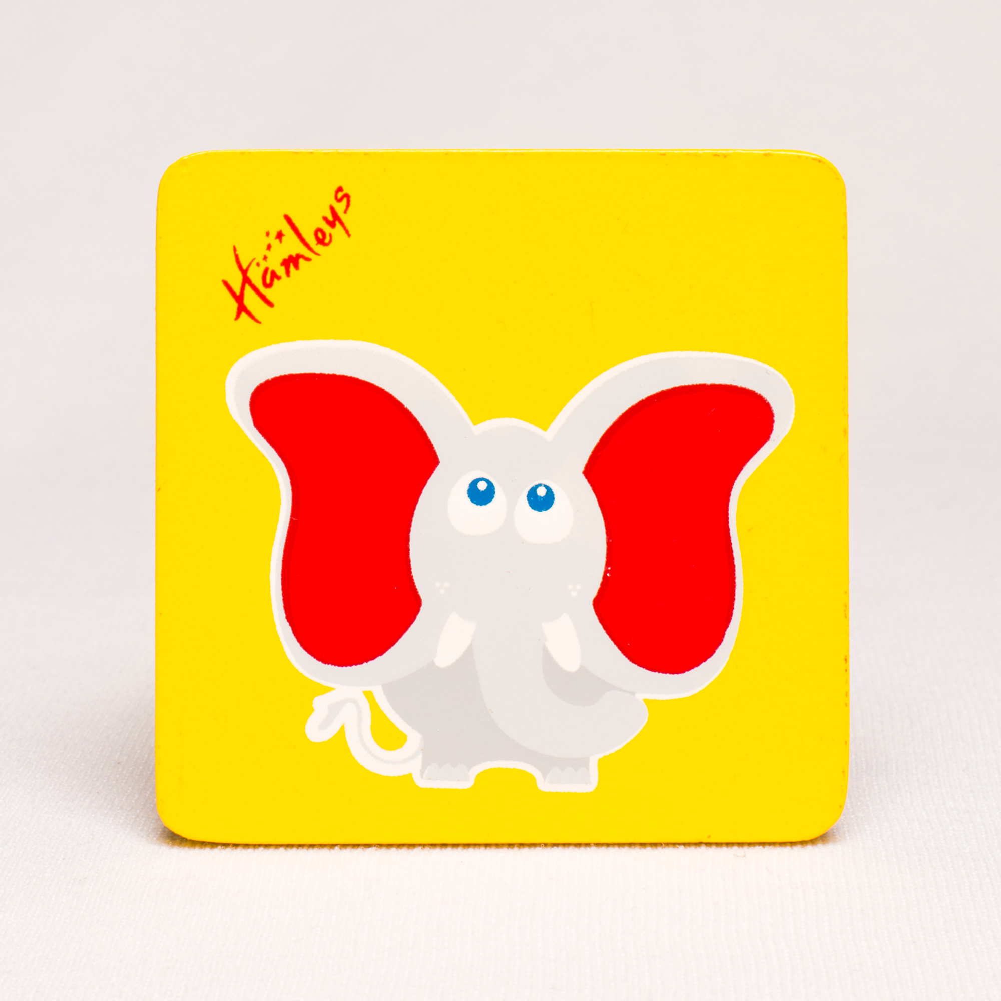 Hamleys Wooden Elephant Plaque