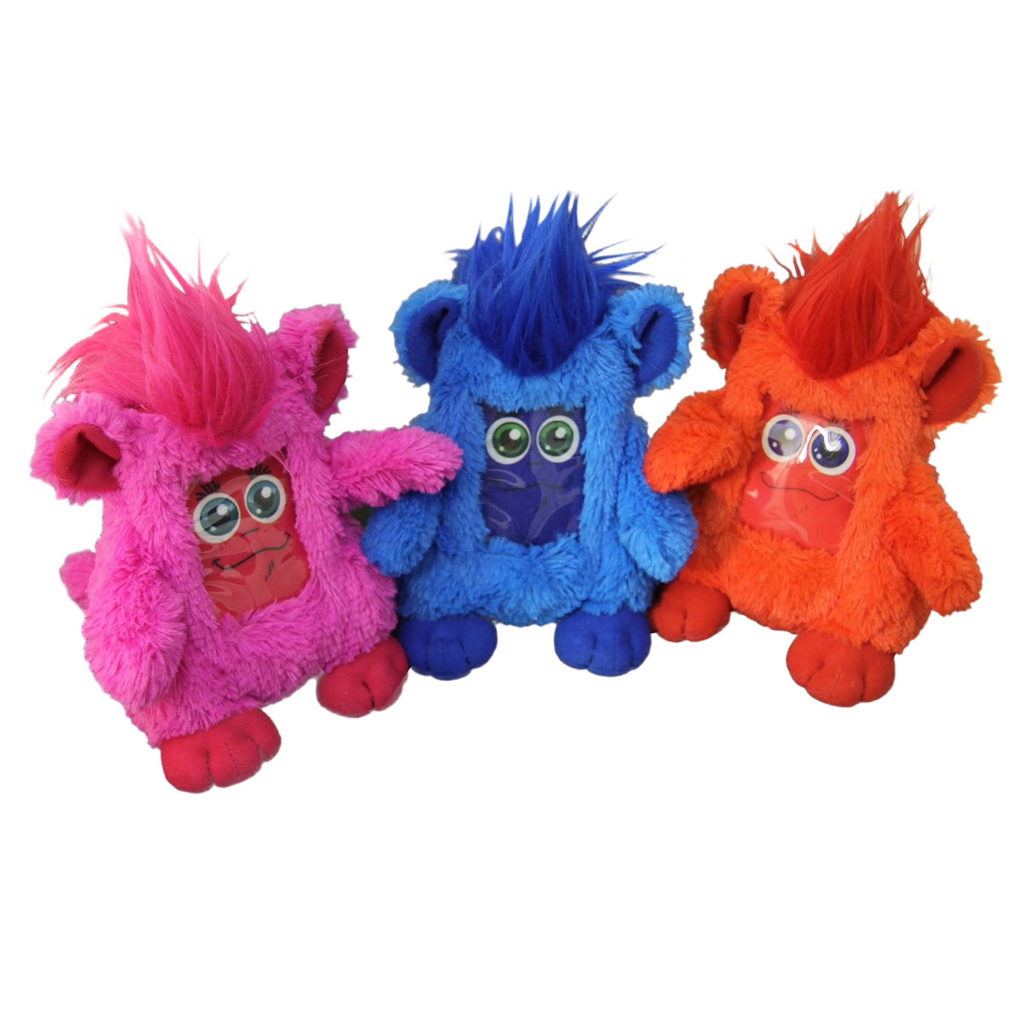 Image of Applingz Interactive Cuddly Toy