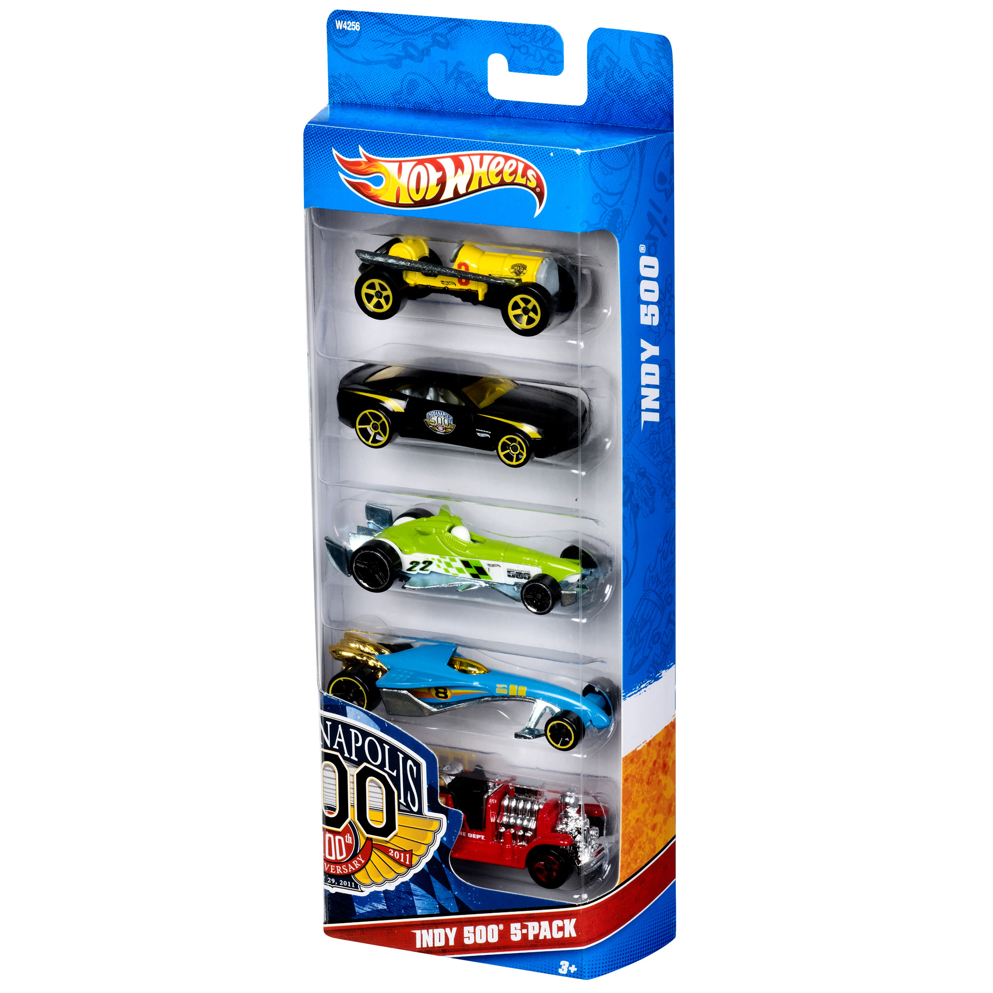 Hot Wheels 5-Car Pack Assortment