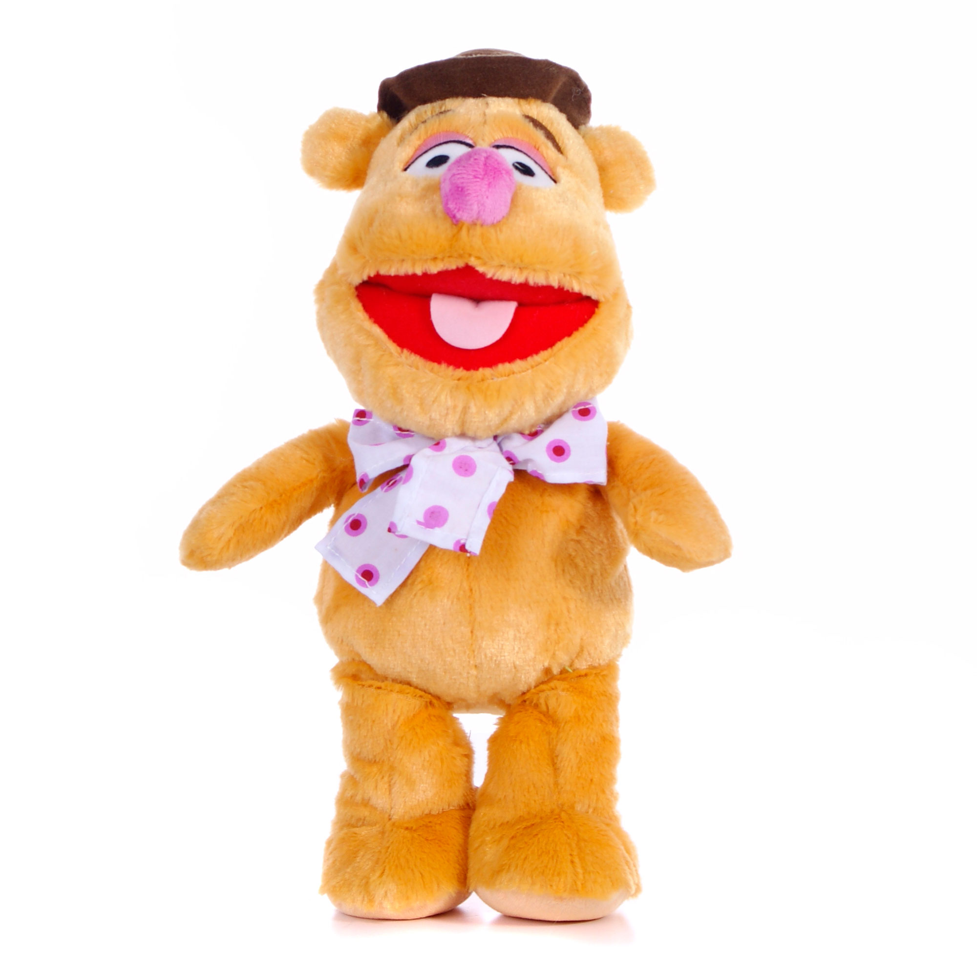 Disney The Muppets Flopsies 10 Fozzy Soft Toy