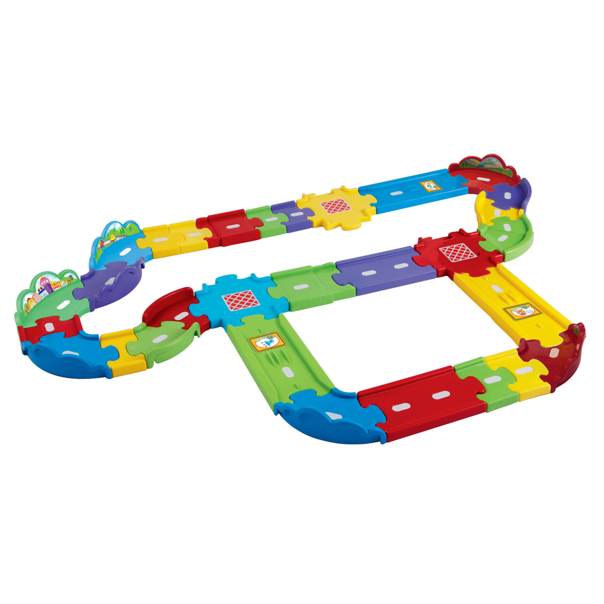VTech TootToot Drivers Deluxe Track Set