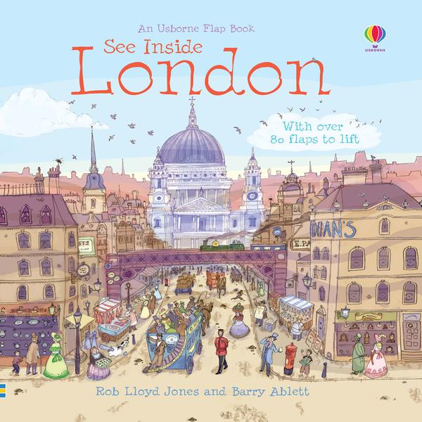 Image of See Inside London Book