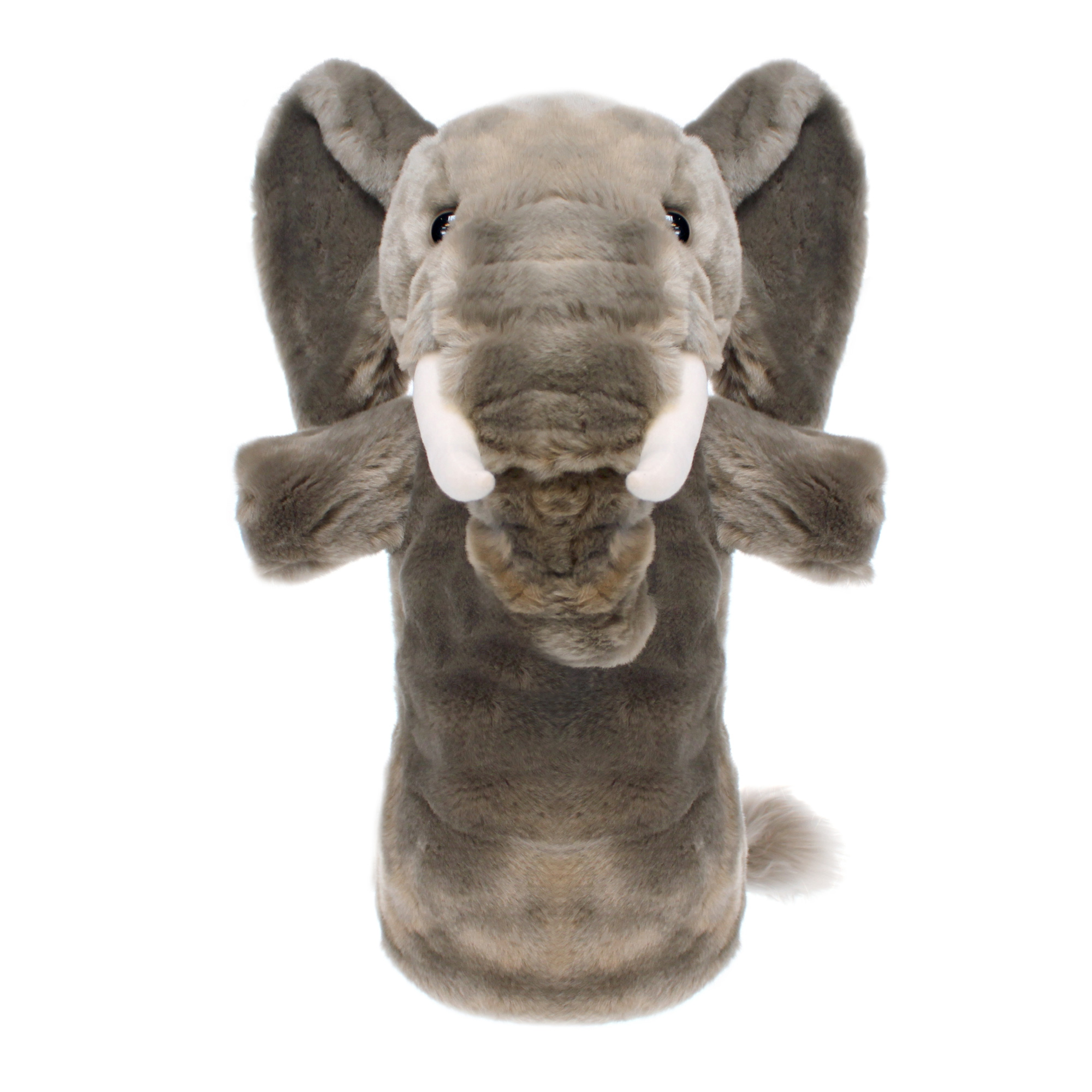 Long Sleeved Elephant Glove Puppet