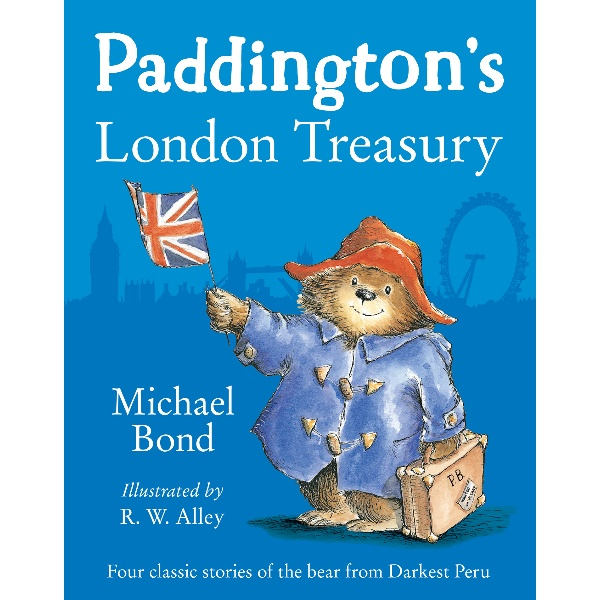 Image of Paddington's London Treasury Book