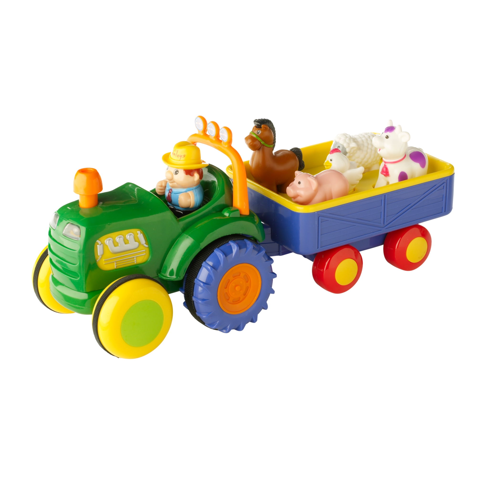 Hamleys Sing Along Farm Tractor