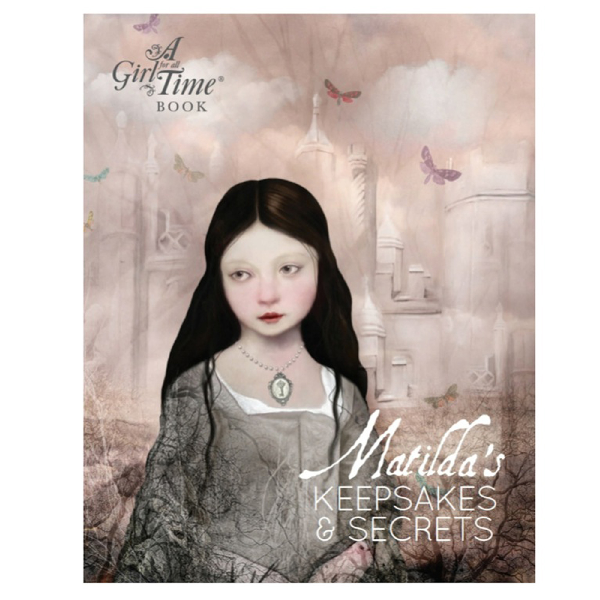 Image of Matilda's Keepsakes And Secrets' Activity Book