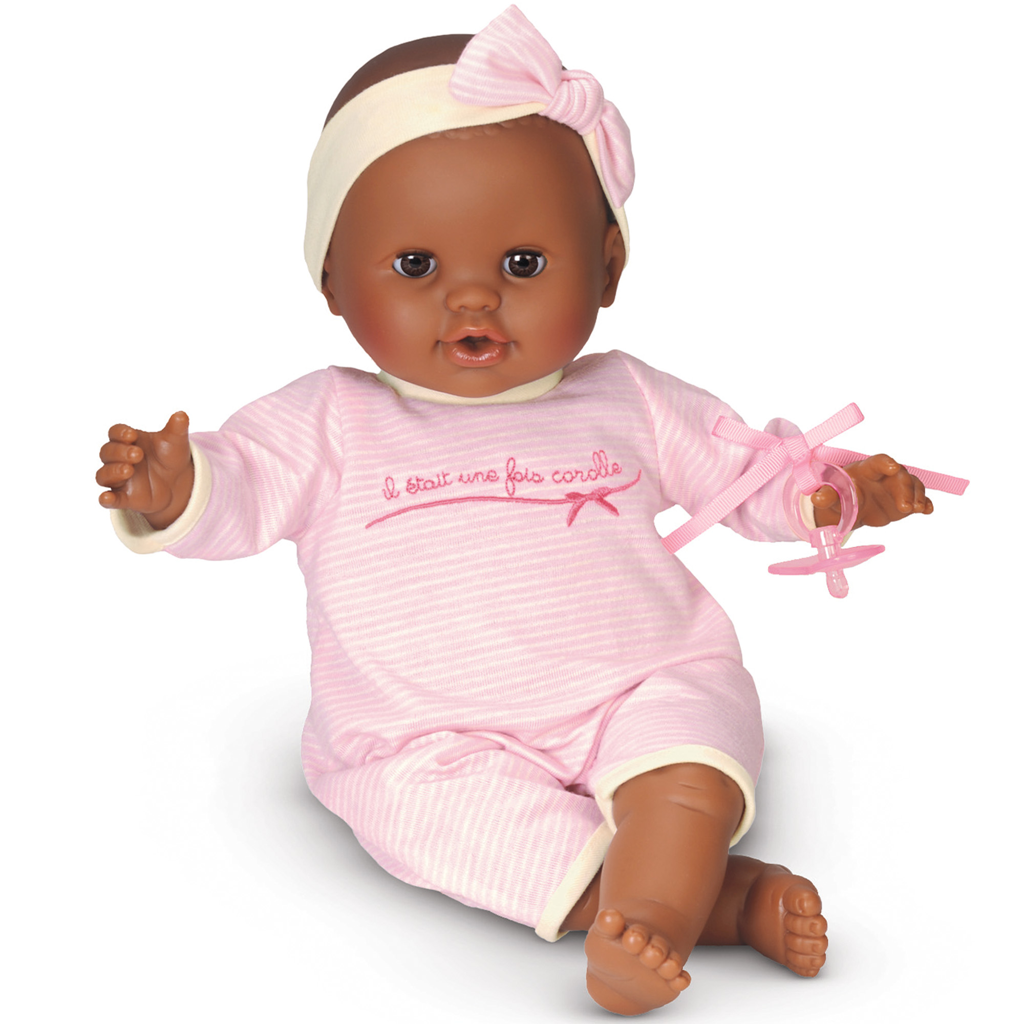 Image of Corolle Mon Bebe Classique Graceful Pink
