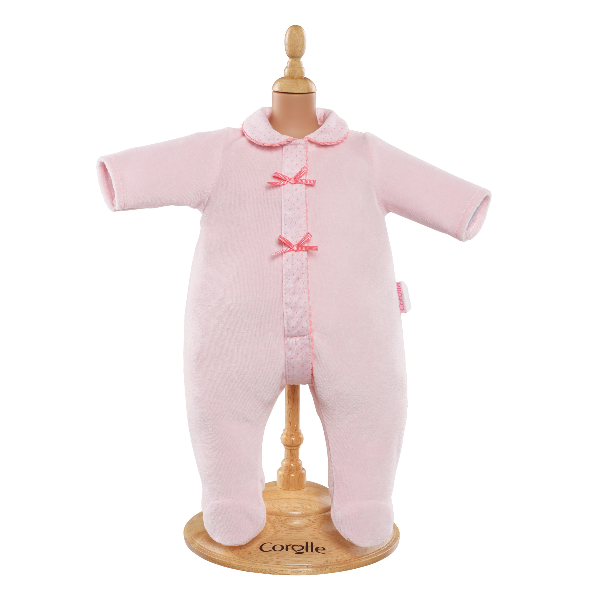 Image of Corolle Mon Classique Fashion Pink Pyjamas