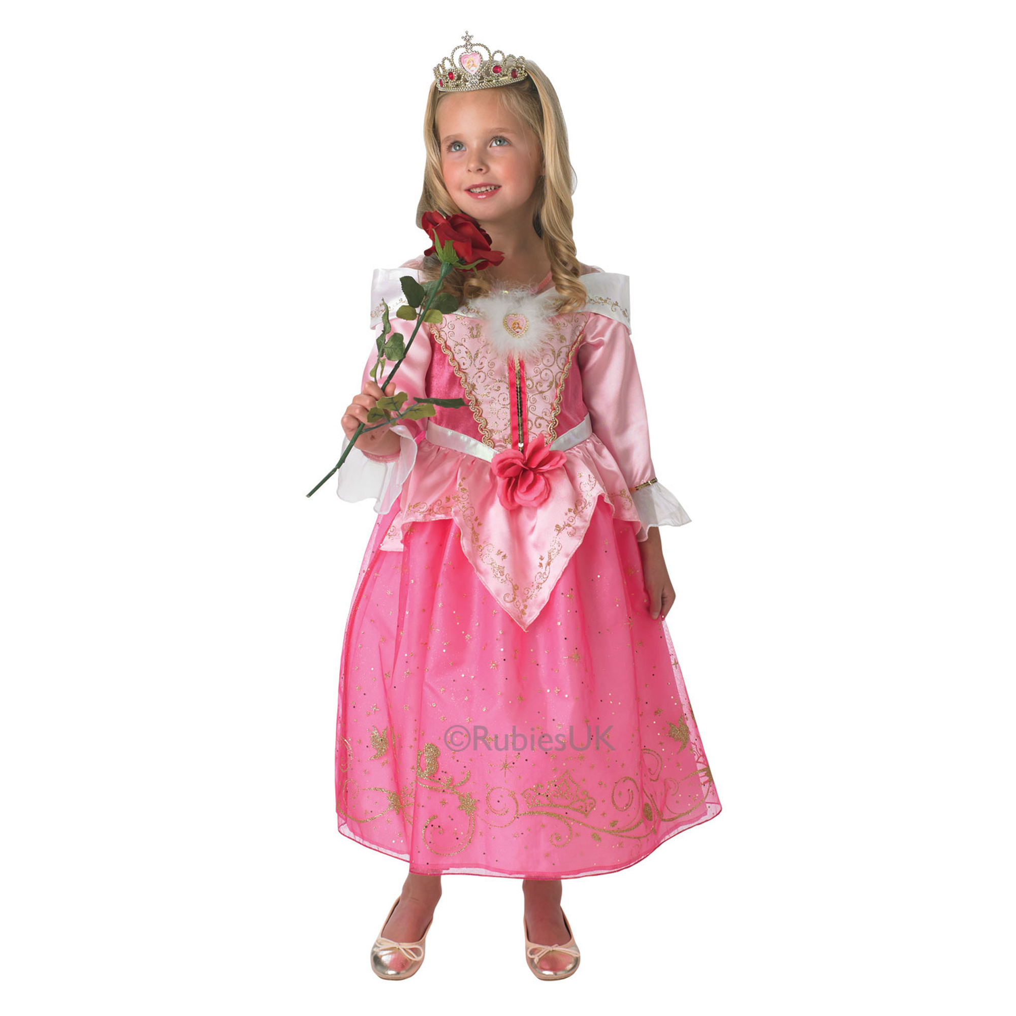 Anniversary Sleeping Beauty Costume Large