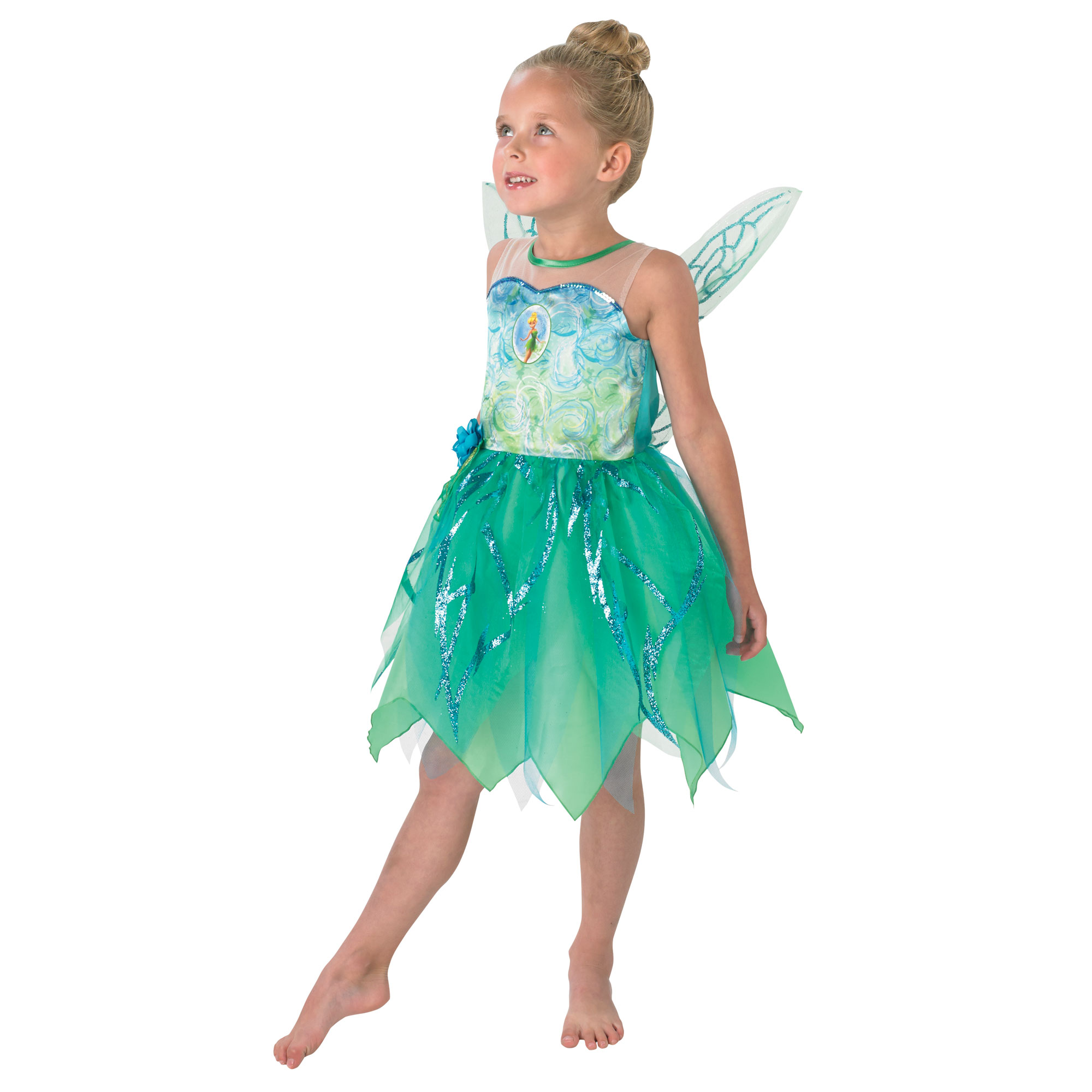 Disney Fairies Tinkerbell Costume Small