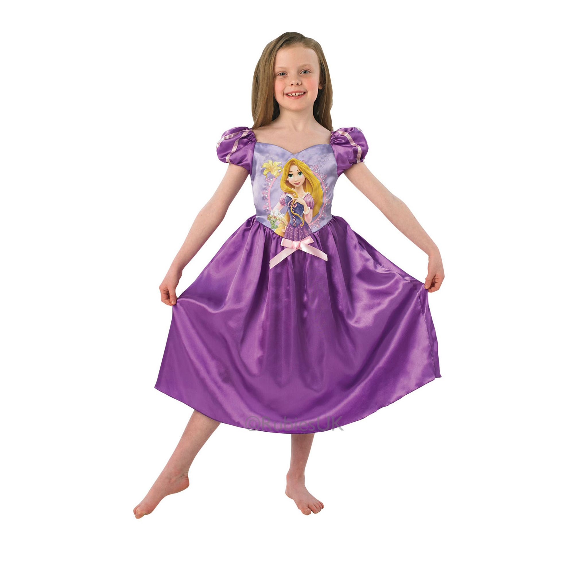 Story Time Rapunzel Costume Large