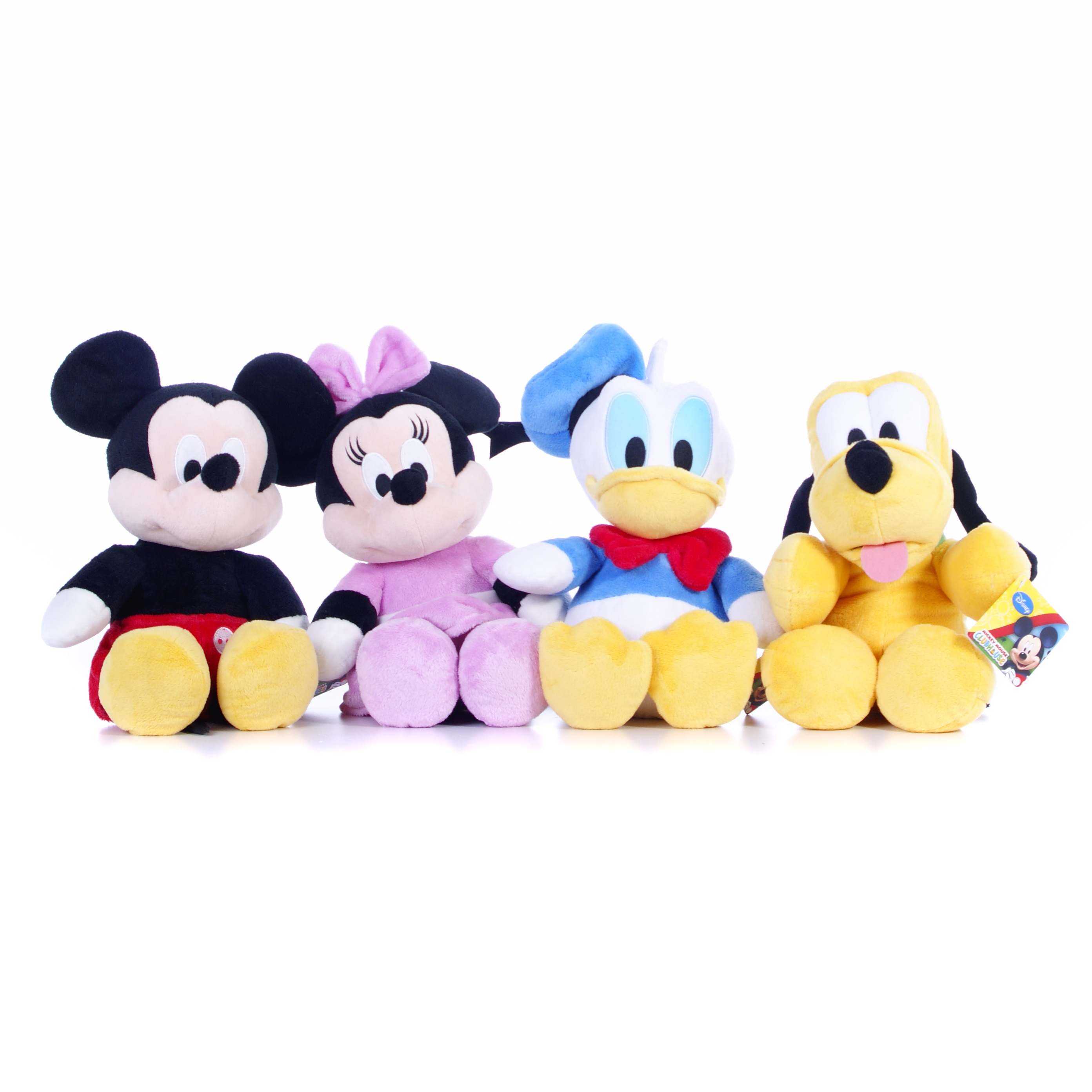 Mickey Mouse Clubhouse Flopsies 10Inch Soft Toy Assortment