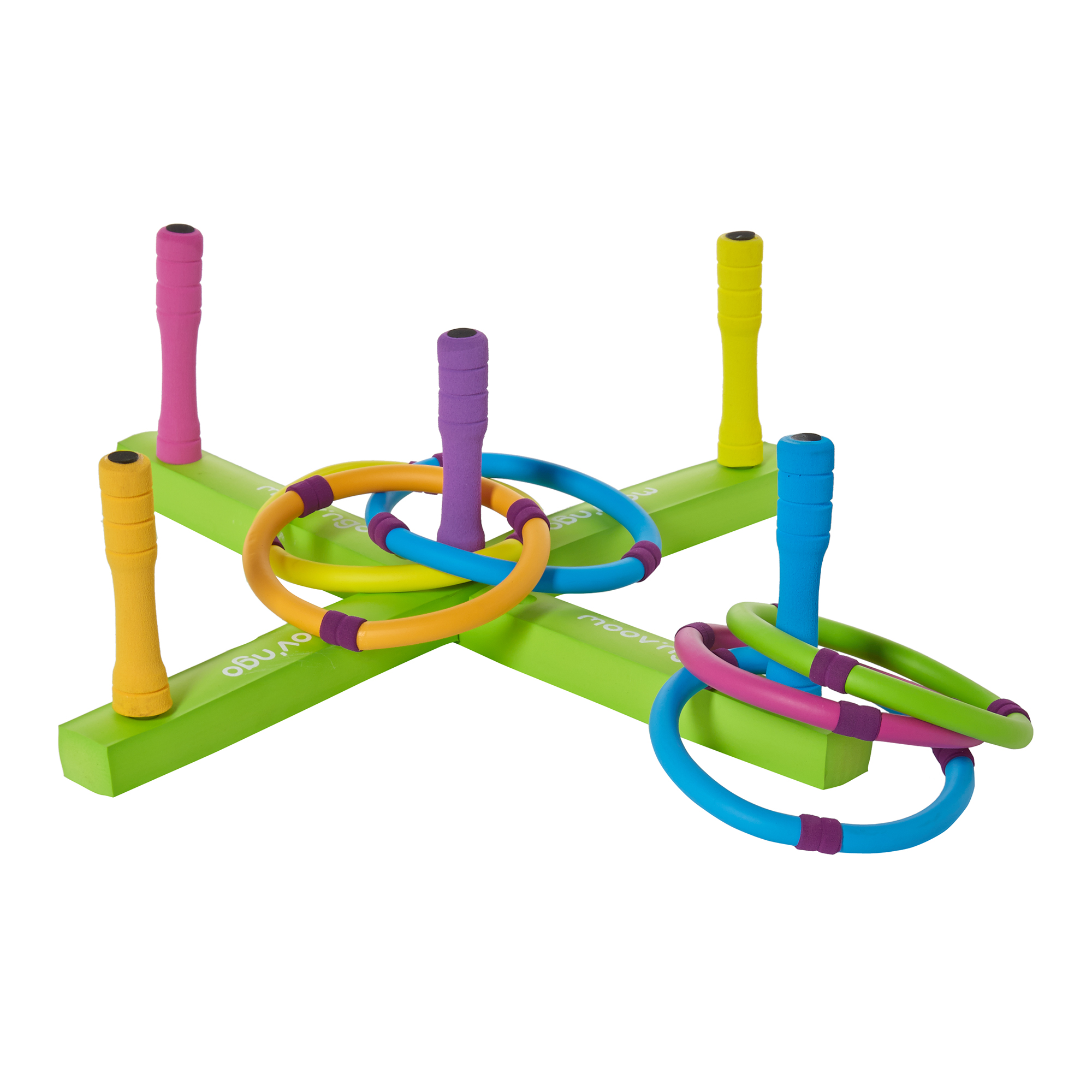 Moov'ngo Foam Ring Games