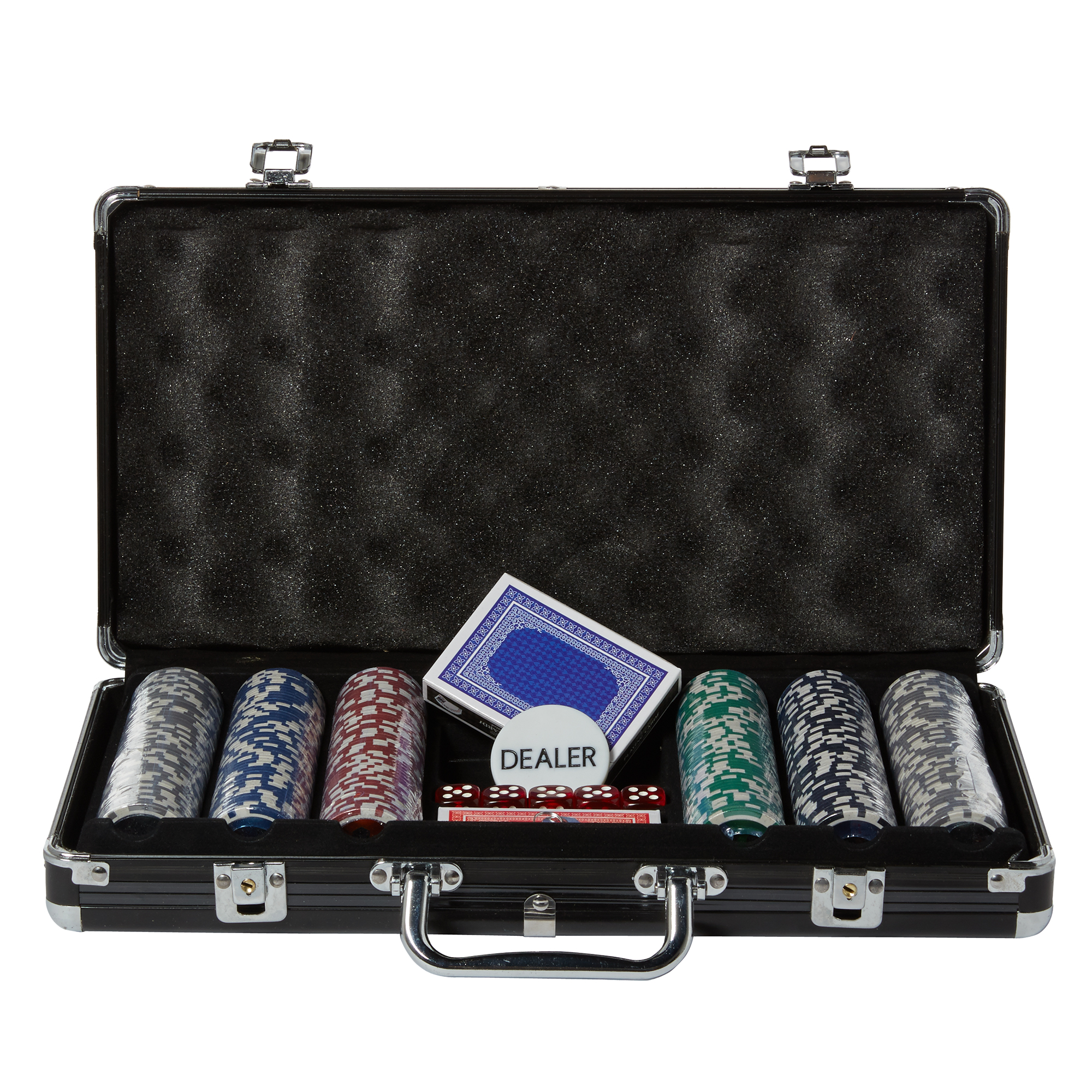 Image of Club Poker 300 Piece Poker Box