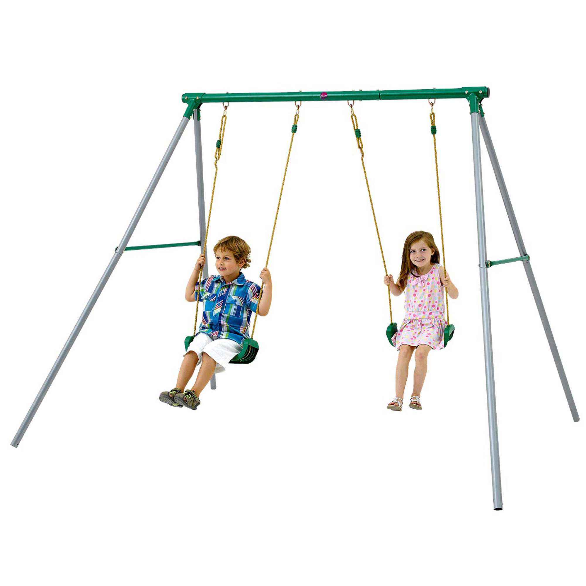 Plum Sedna II Swing Set