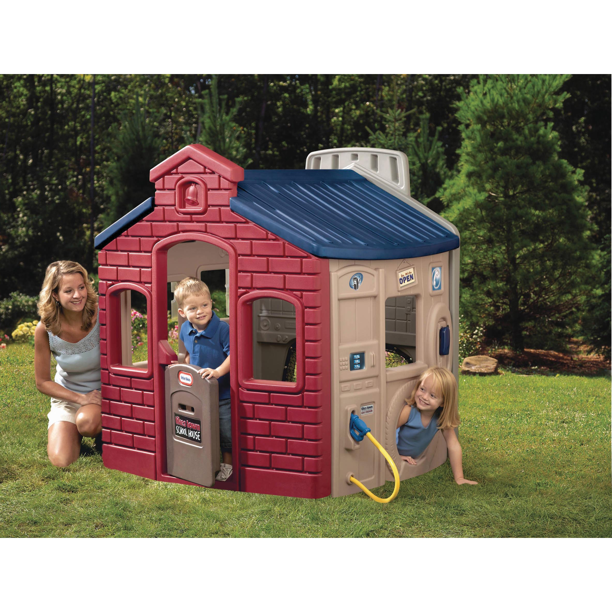 Little Tikes Tikes Earth Town Playhouse - Children's Birthday Your Kids Bday - 2nd Birthday
