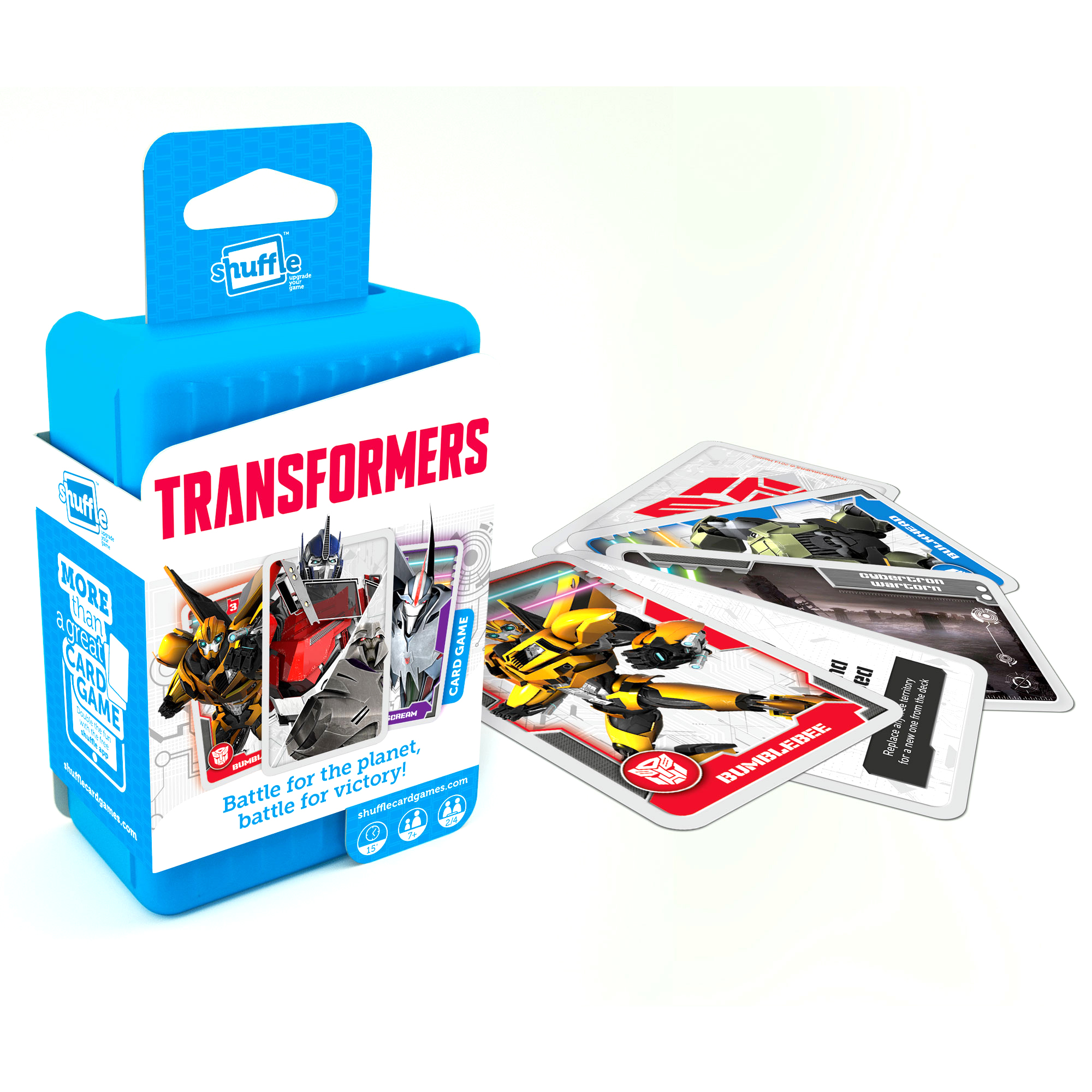 Image of Shuffle Transformers