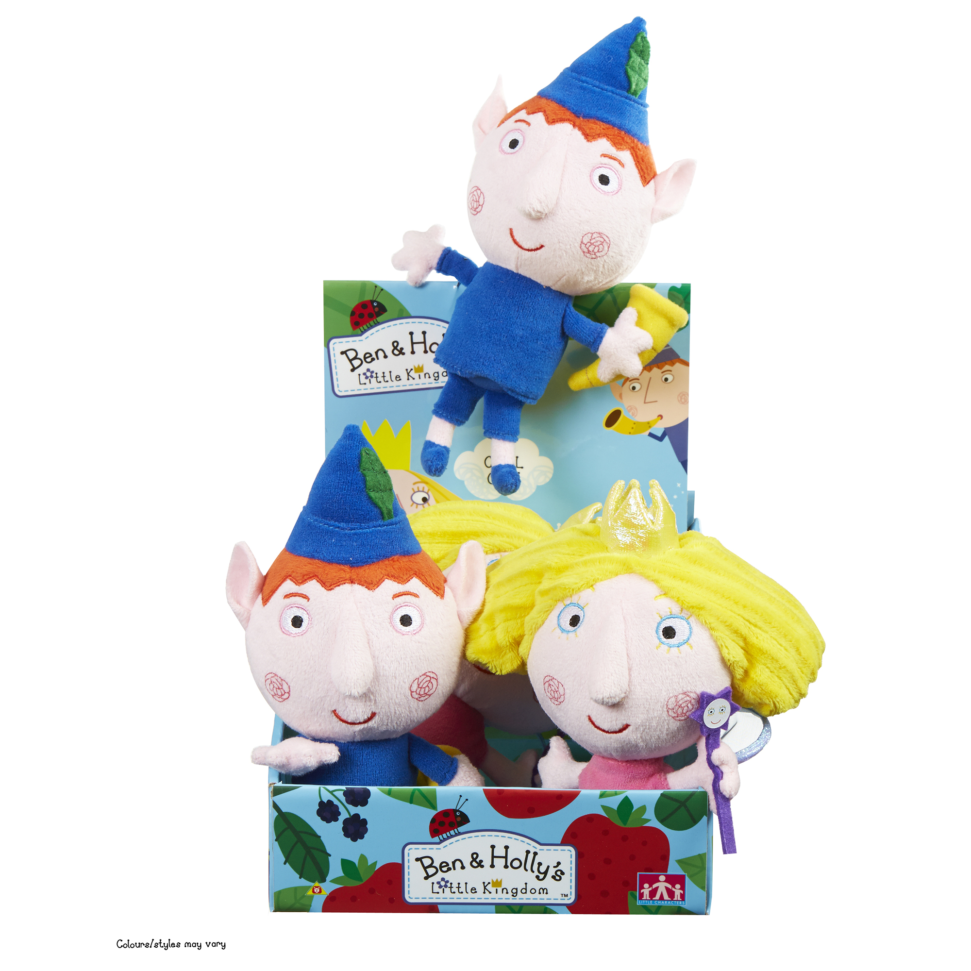 Image of Ben & Holly Collectable Soft Toy Assortment