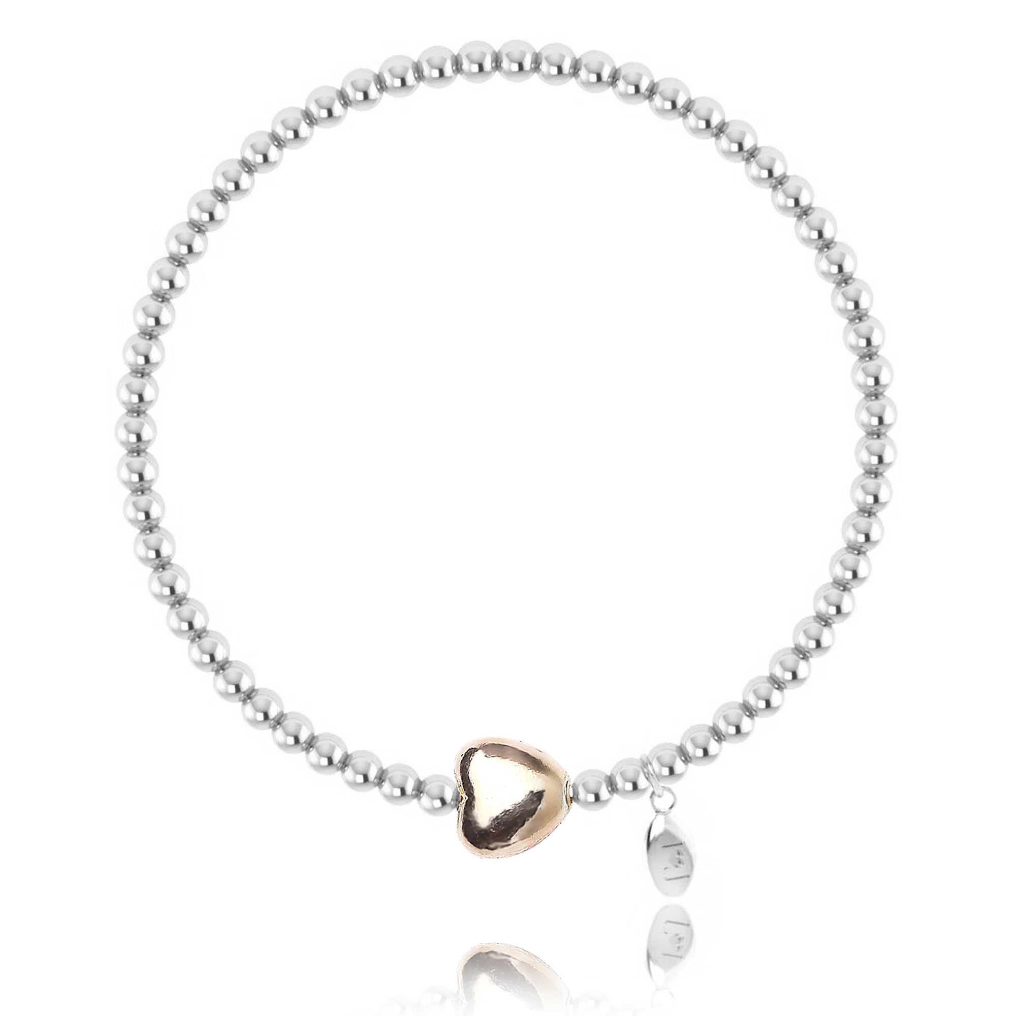 Image of A Little Heart Of Gold Bracelet