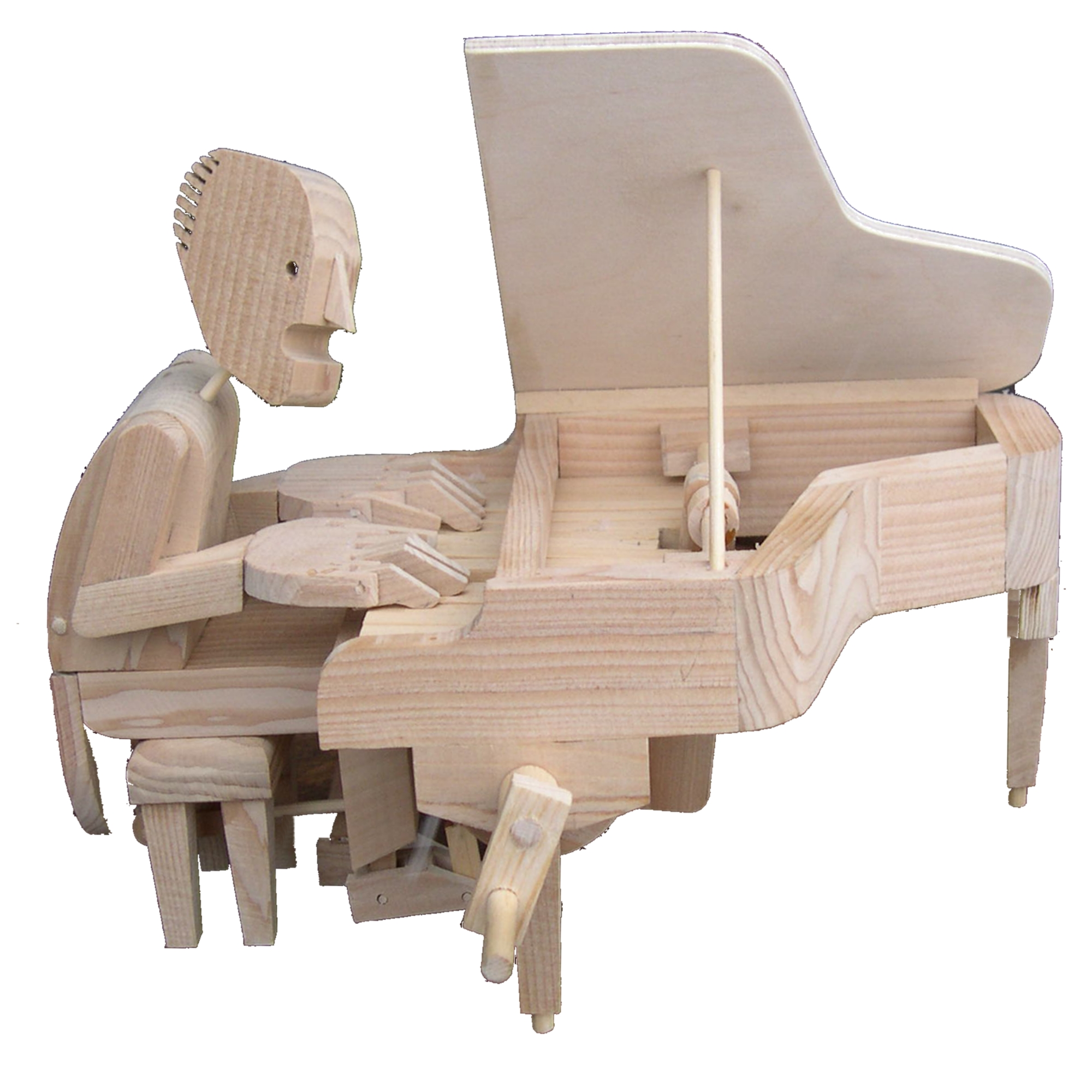 Timberkits Pianist Model