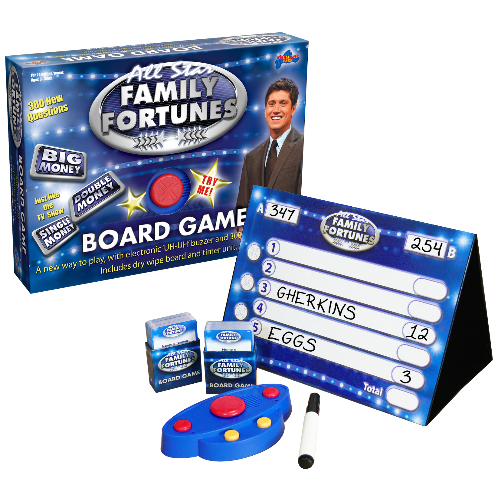 Image of Family Fortunes Board Game