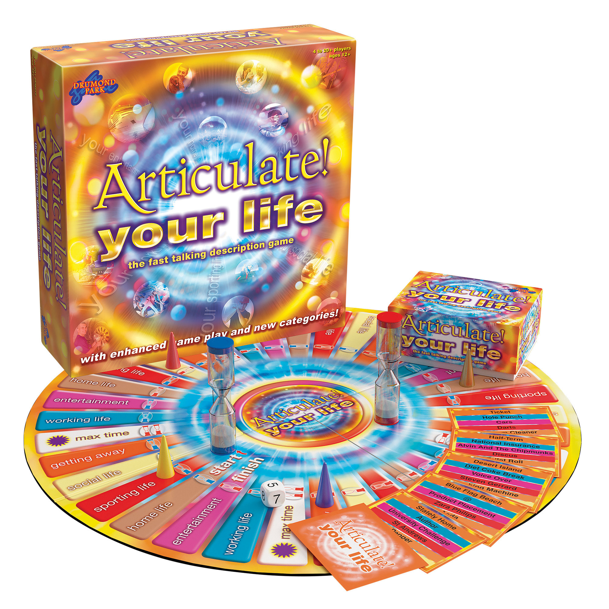 Image of Articulate Your Life Game