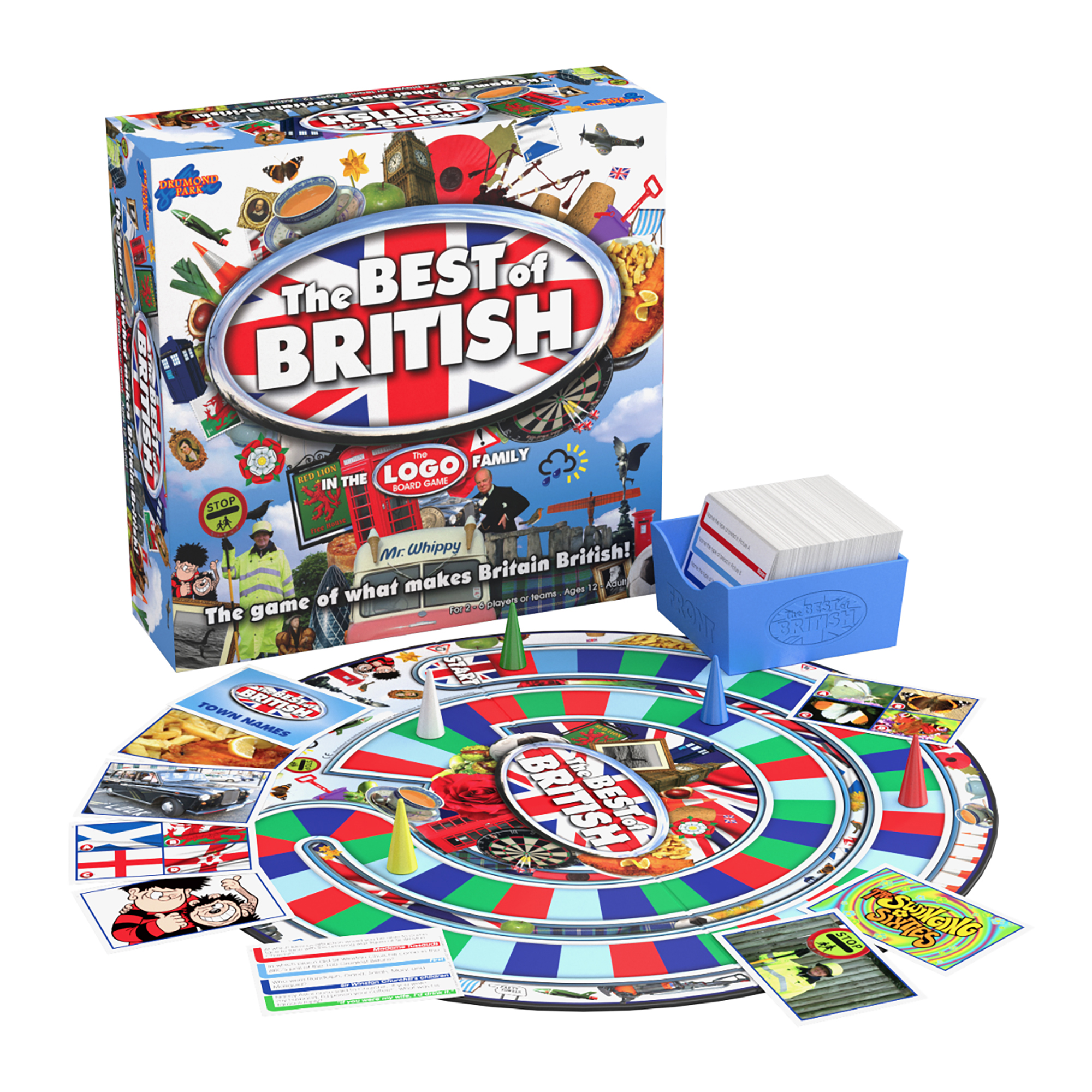 Image of The Best Of British Game