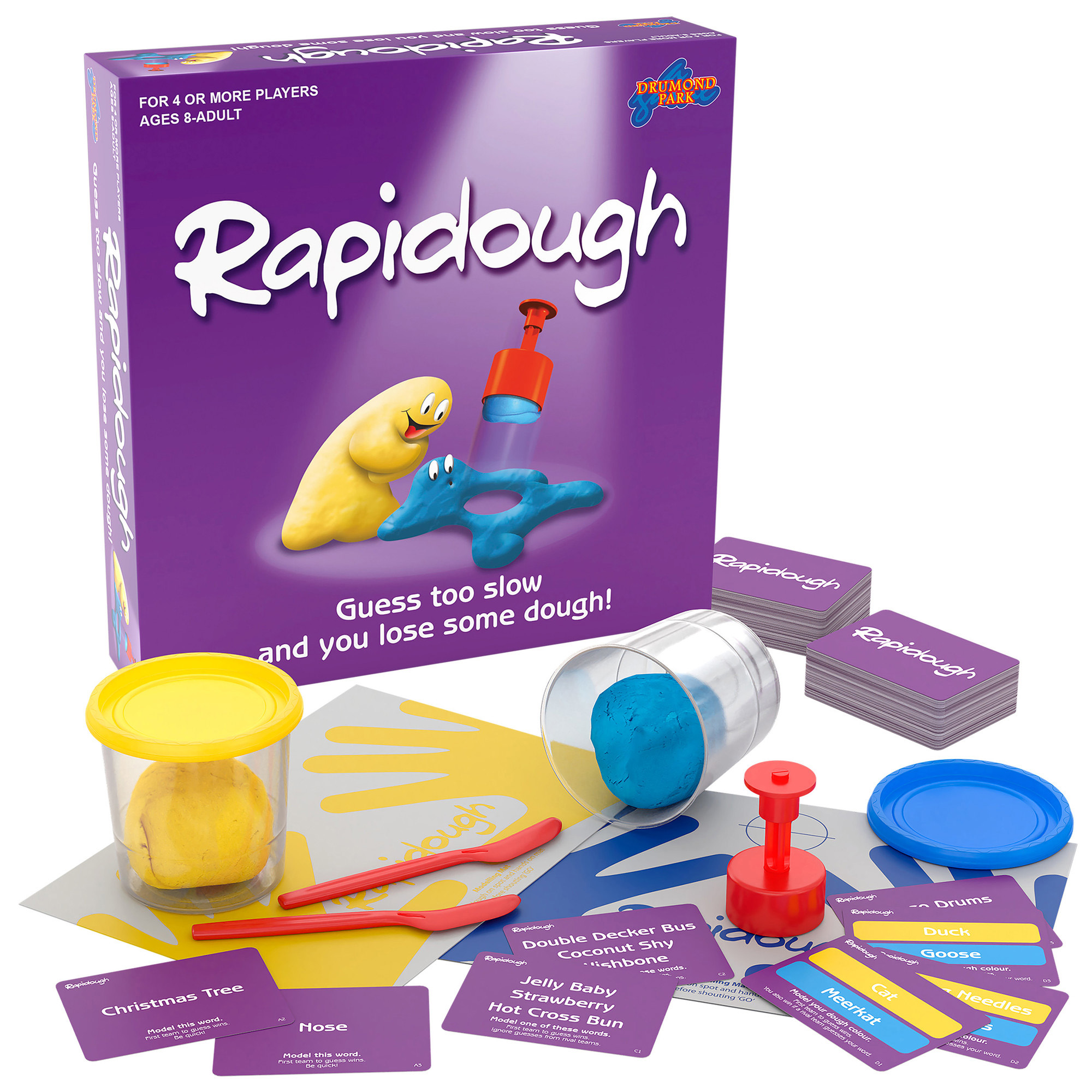 Image of Rapidough Game