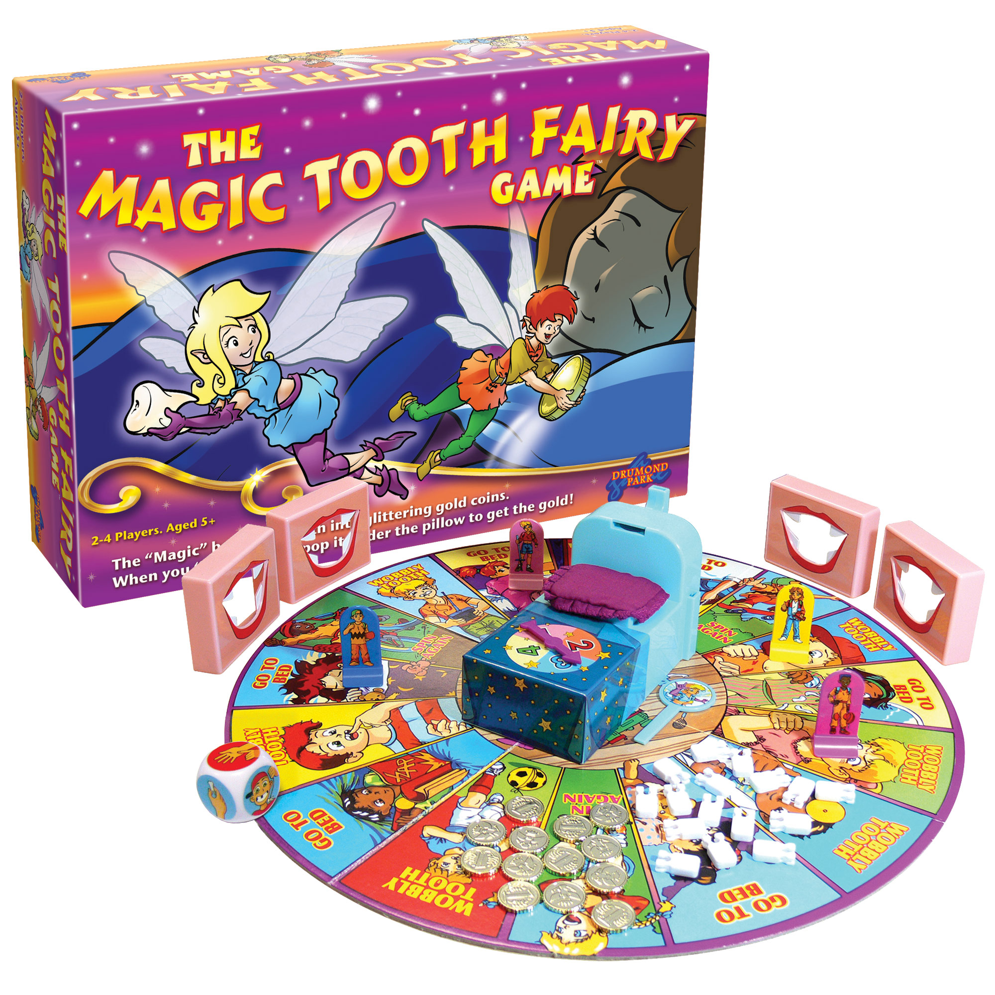 Image of The Magic Tooth Fairy Game