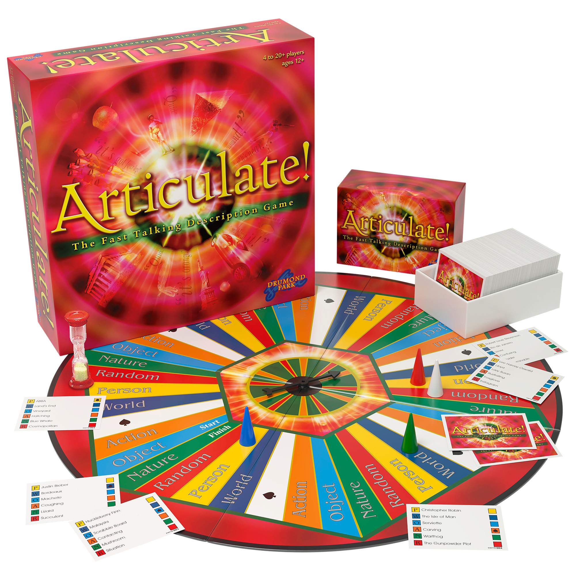 Image of Articulate Game
