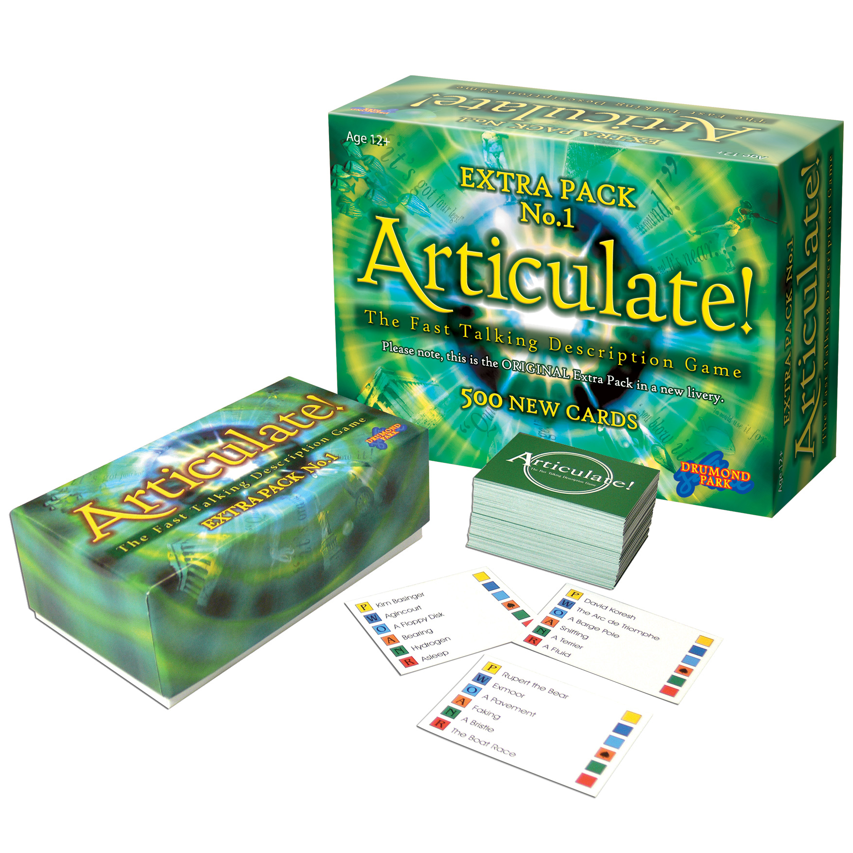 Image of Articulate Extra Game
