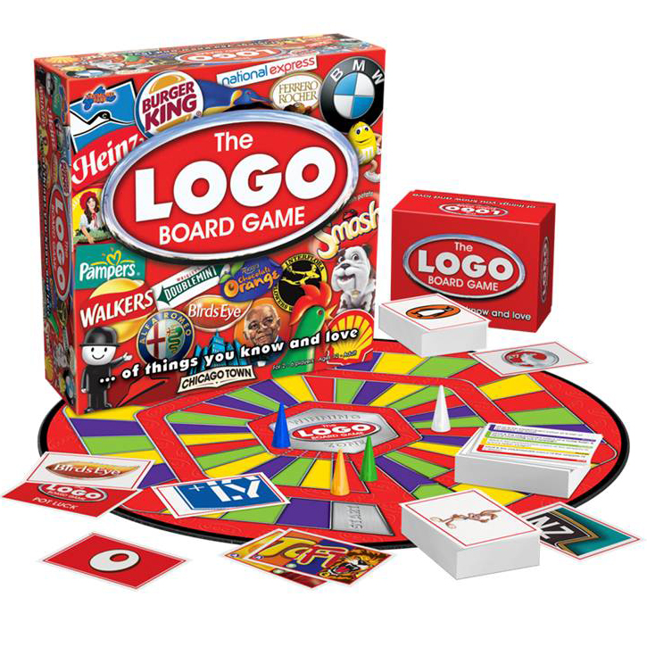 Image of The Logo Board Game