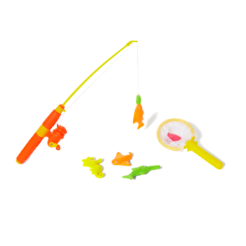 Hamleys Deluxe Fishing Game