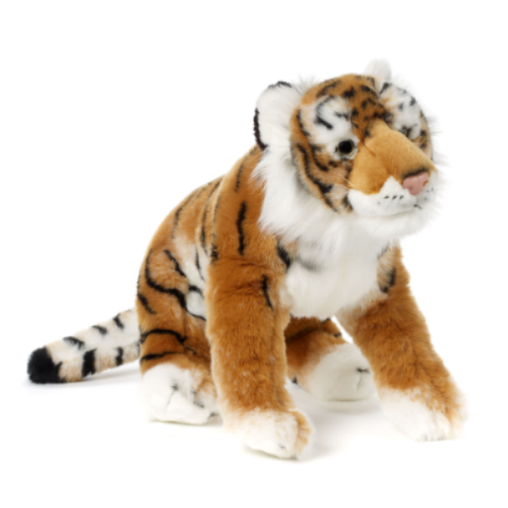 a.Hamleys Terrance Tiger
