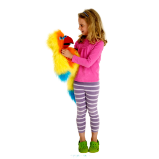 Love Bird Puppet