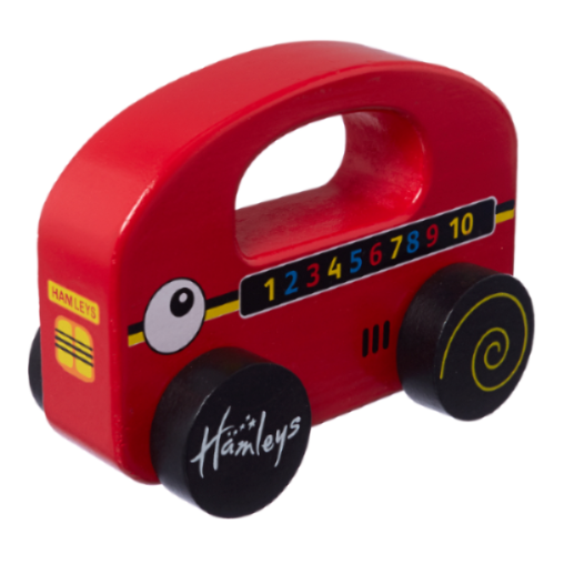 Hamleys Boris The Bus