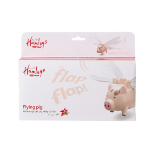 Hamleys Flying Pig