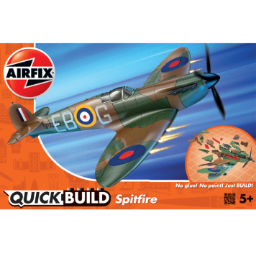 Airfix Quick Build Spitfire Model Kit