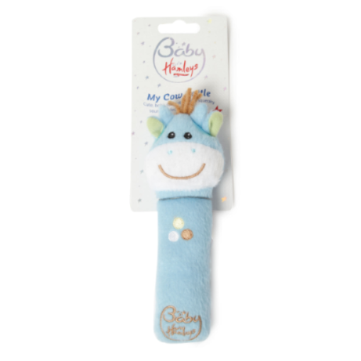 Hamleys My Cow Rattle
