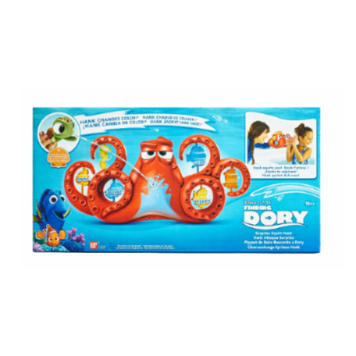Disney Finding Dory Surprise Squirt Hank Playset