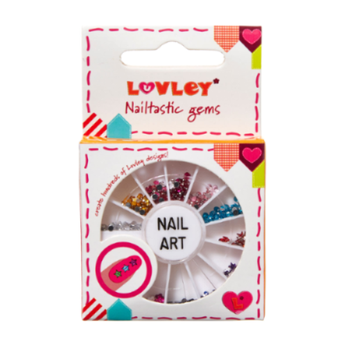 Luvley Nailtastic Gems