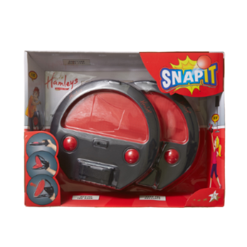 1.Hamleys Snap It Catching Game